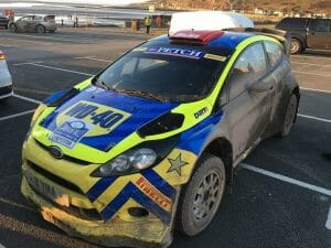Solid Start to 2018 for WD-40 Rally