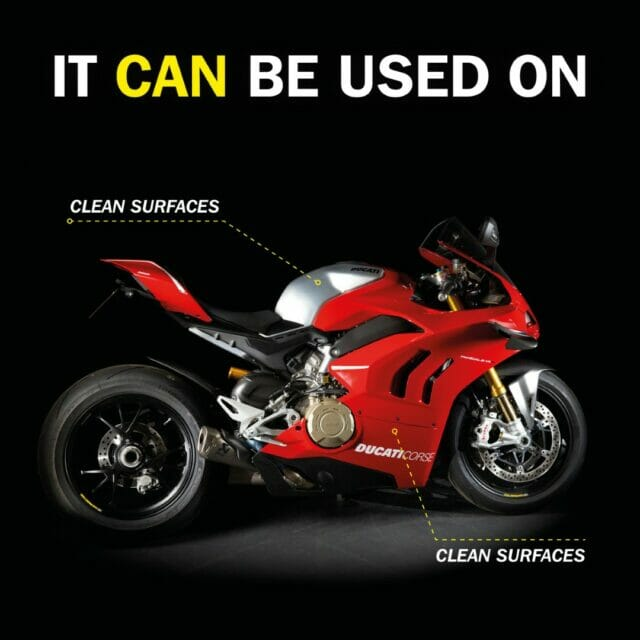 Motorbike Wax & Polish