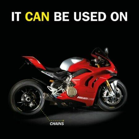 Motorbike Chain Lube