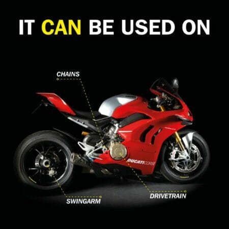 Motorbike Chain Cleaner