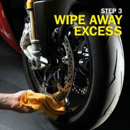 Motorbike Brake Cleaner