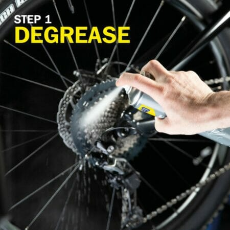 Bike Wet Lube