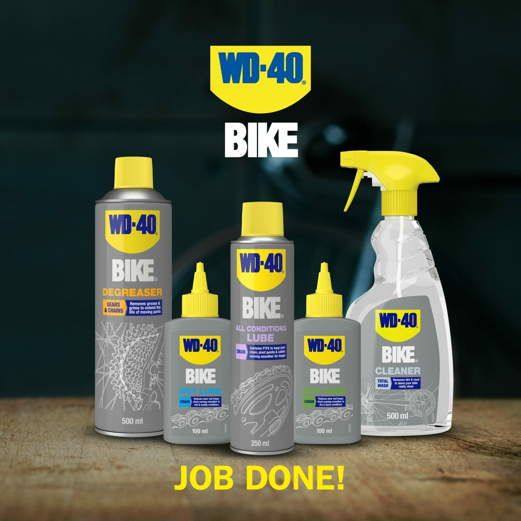 wd40 bike wet lube how to use part 9