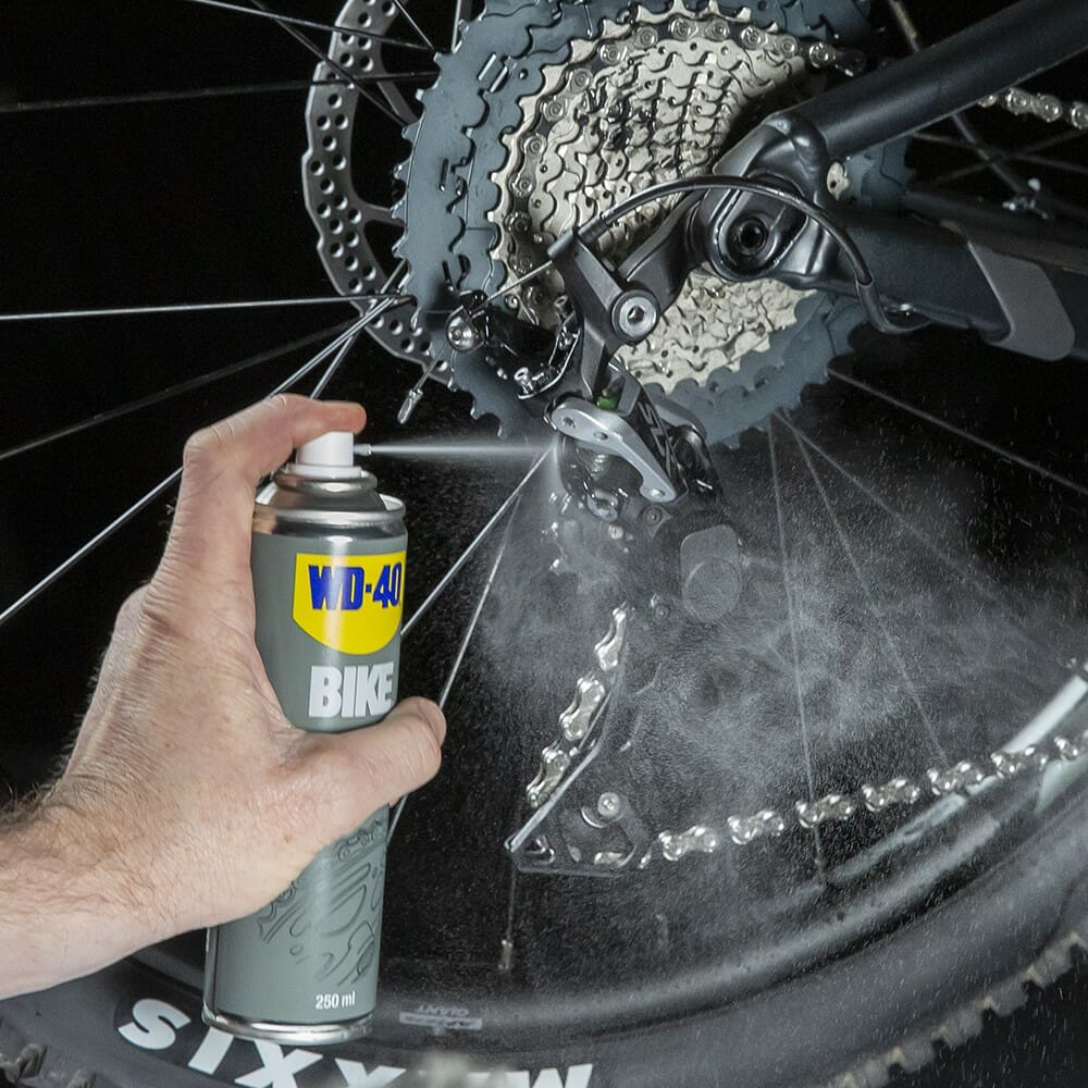 uk wd40 bike all conditions lube 250ml usage 2