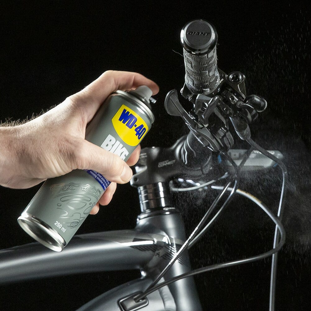 uk wd40 bike all conditions lube 250ml usage 3