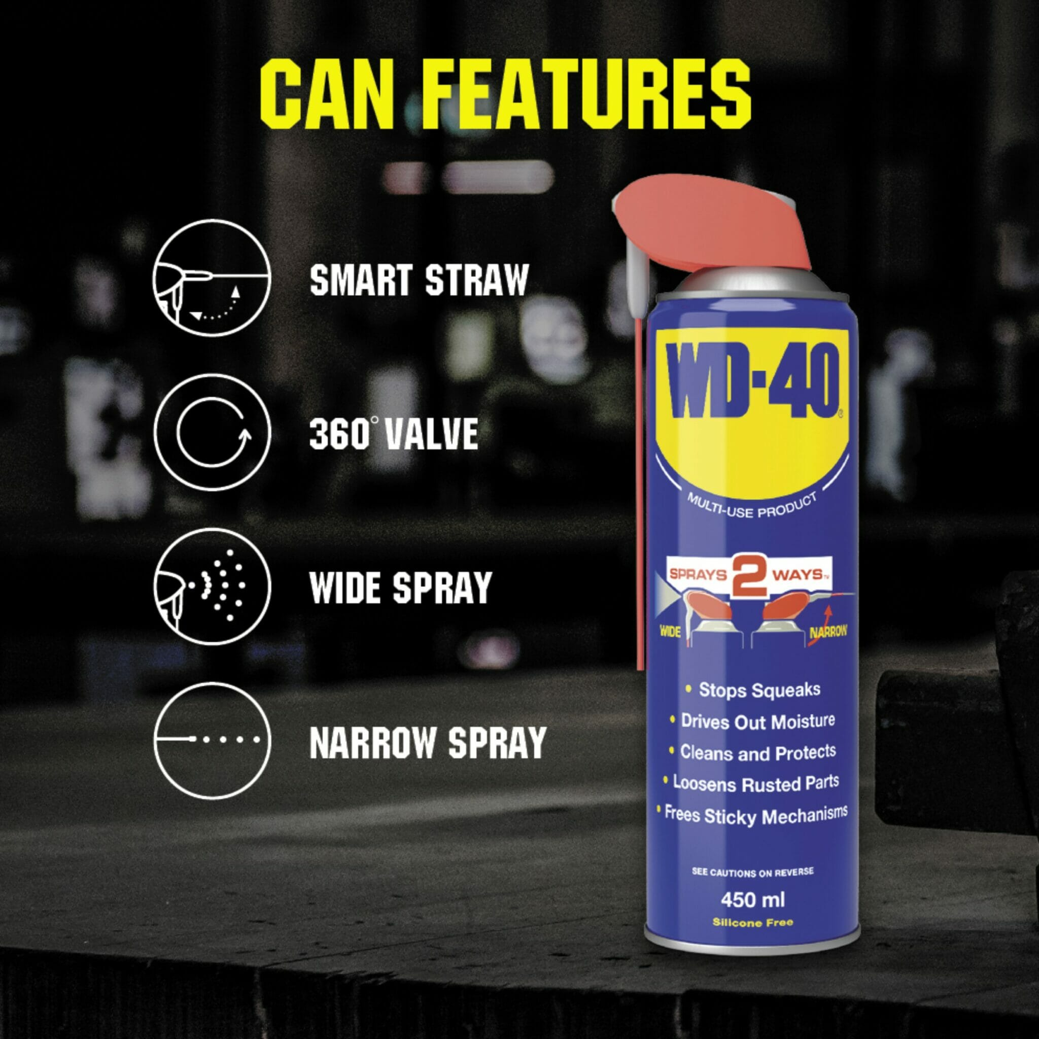 uk wd40 mup smart straw 450ml can features lifestyle background