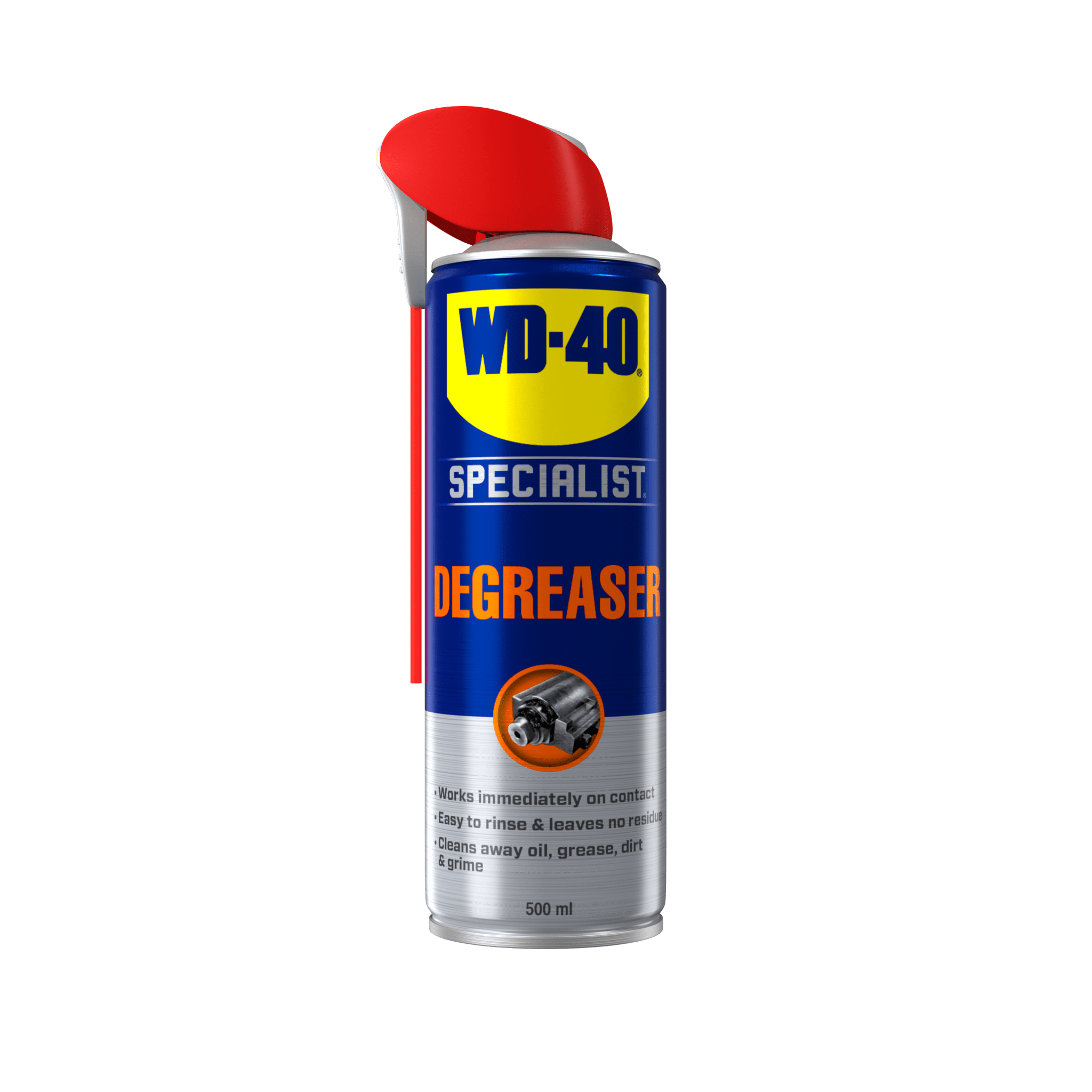 degreaser front
