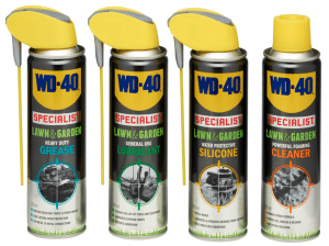 NEW WD-40 Specialist Lawn & Garden Range in stores NOW