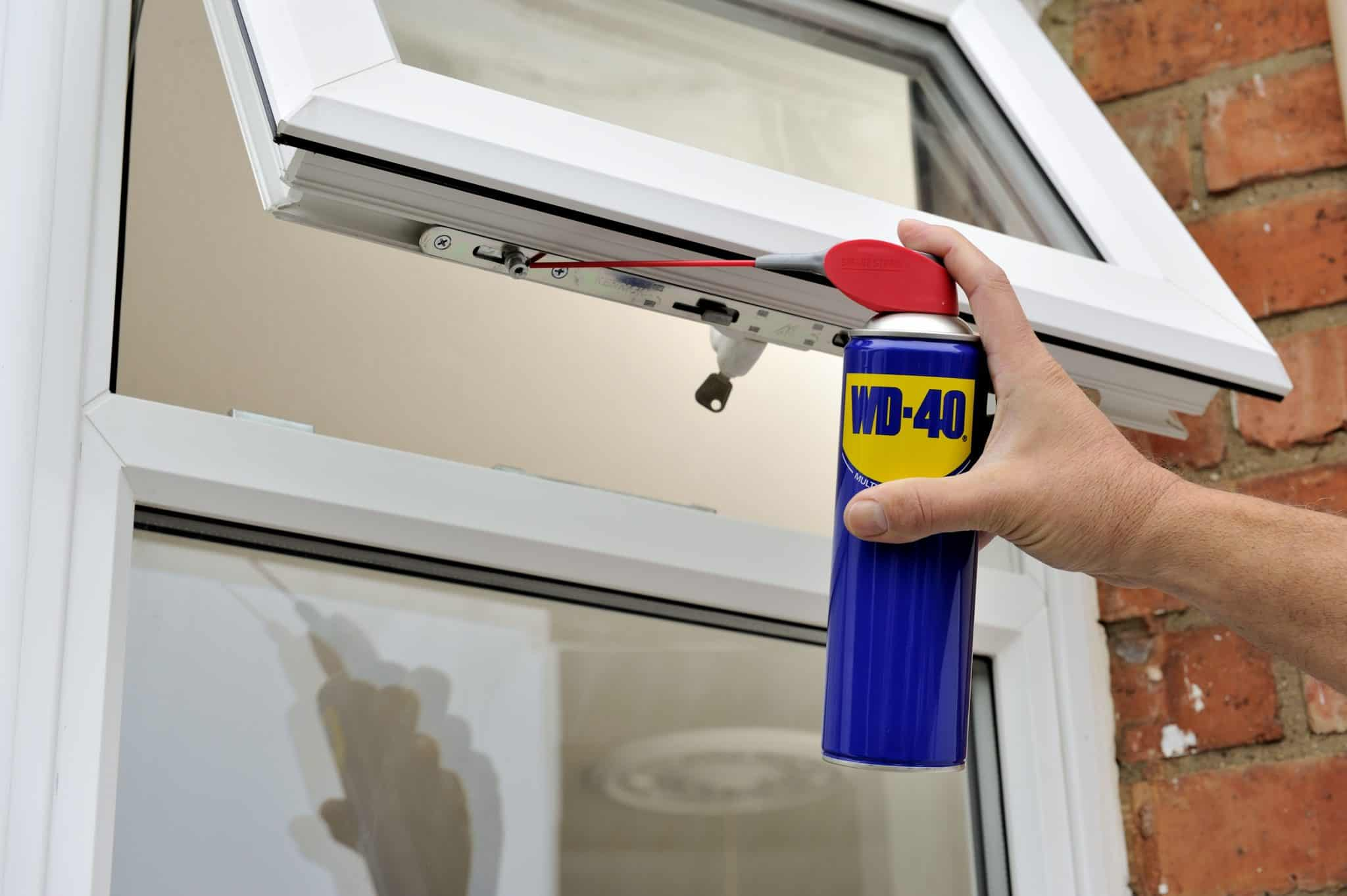 Maintenance Monday - WD-40 in the Home