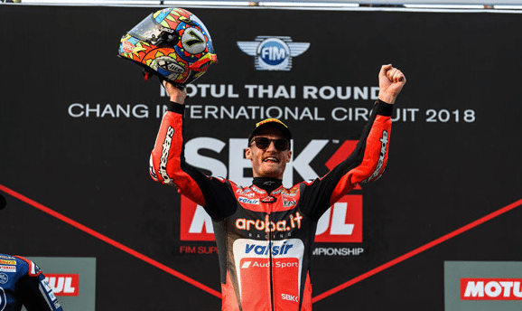 INCREDIBLE SECOND ROUND AND SUPERB VICTORY BY DAVIES IN BURIRAM, THAILAND.