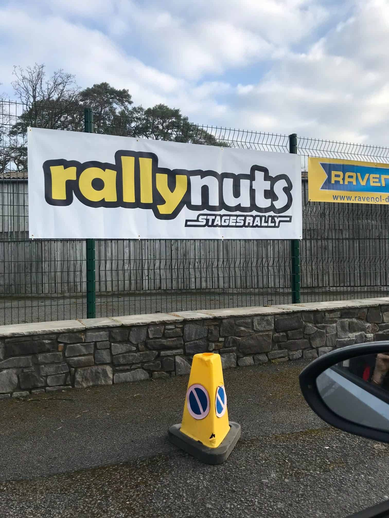 Tough Weekend for WD-40 Rally in Wales!
