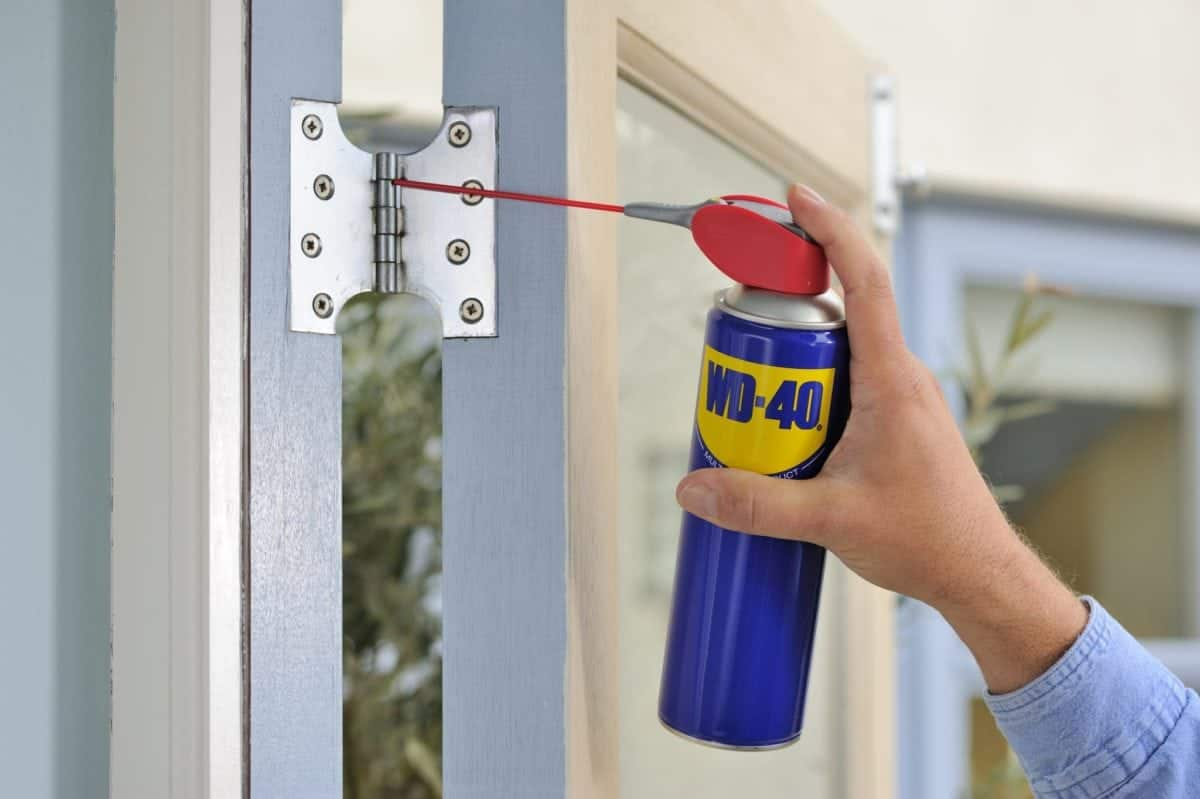 How To Fix A Creaking Door