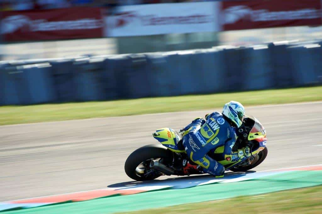 Superbike Top Tens at Championship at Thruxton