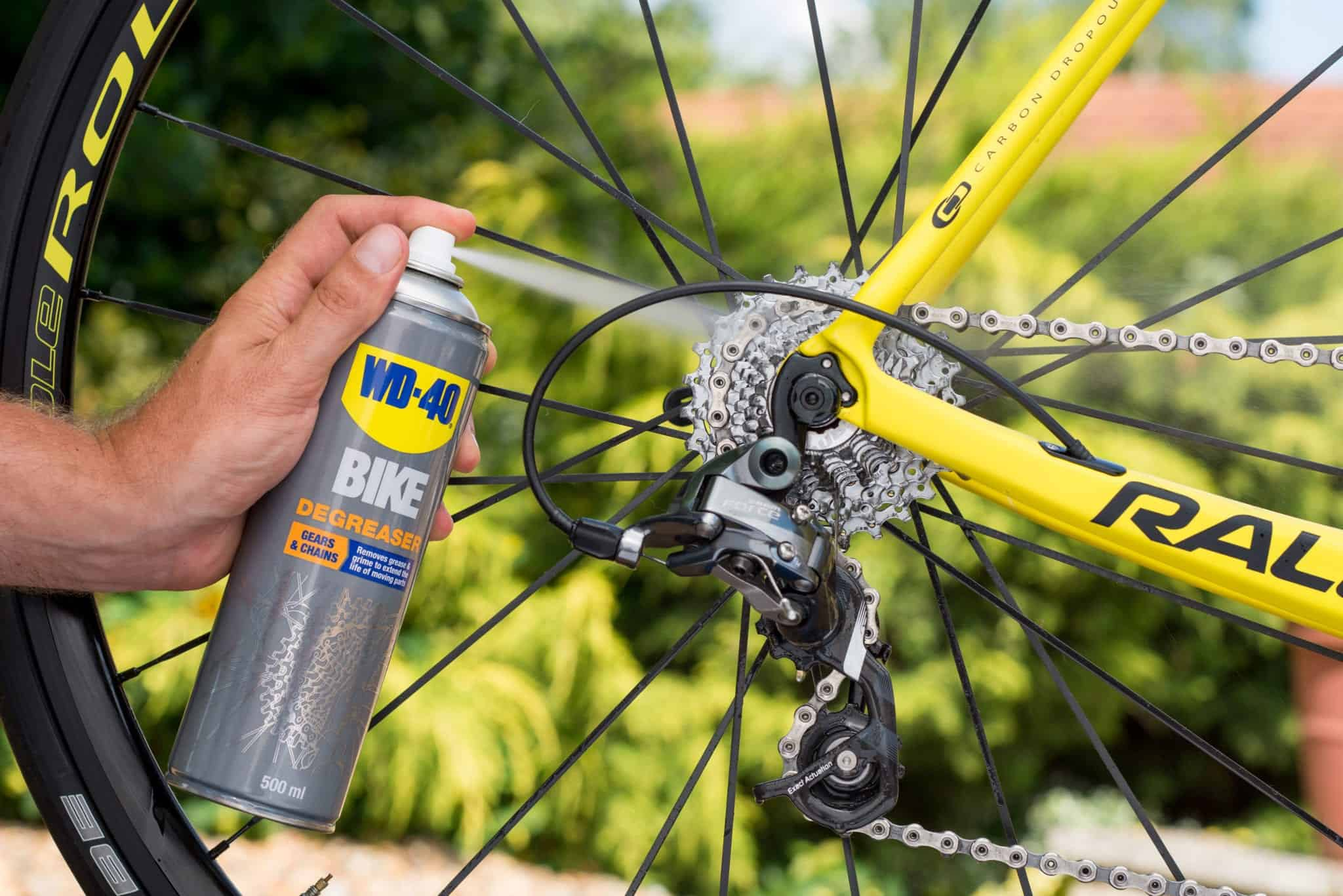Bike Maintenance: How to Look After Your Mountain Bike in Winter