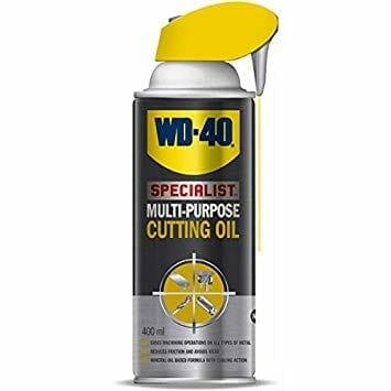 Cutting Oil ......... Cutting Edge!!