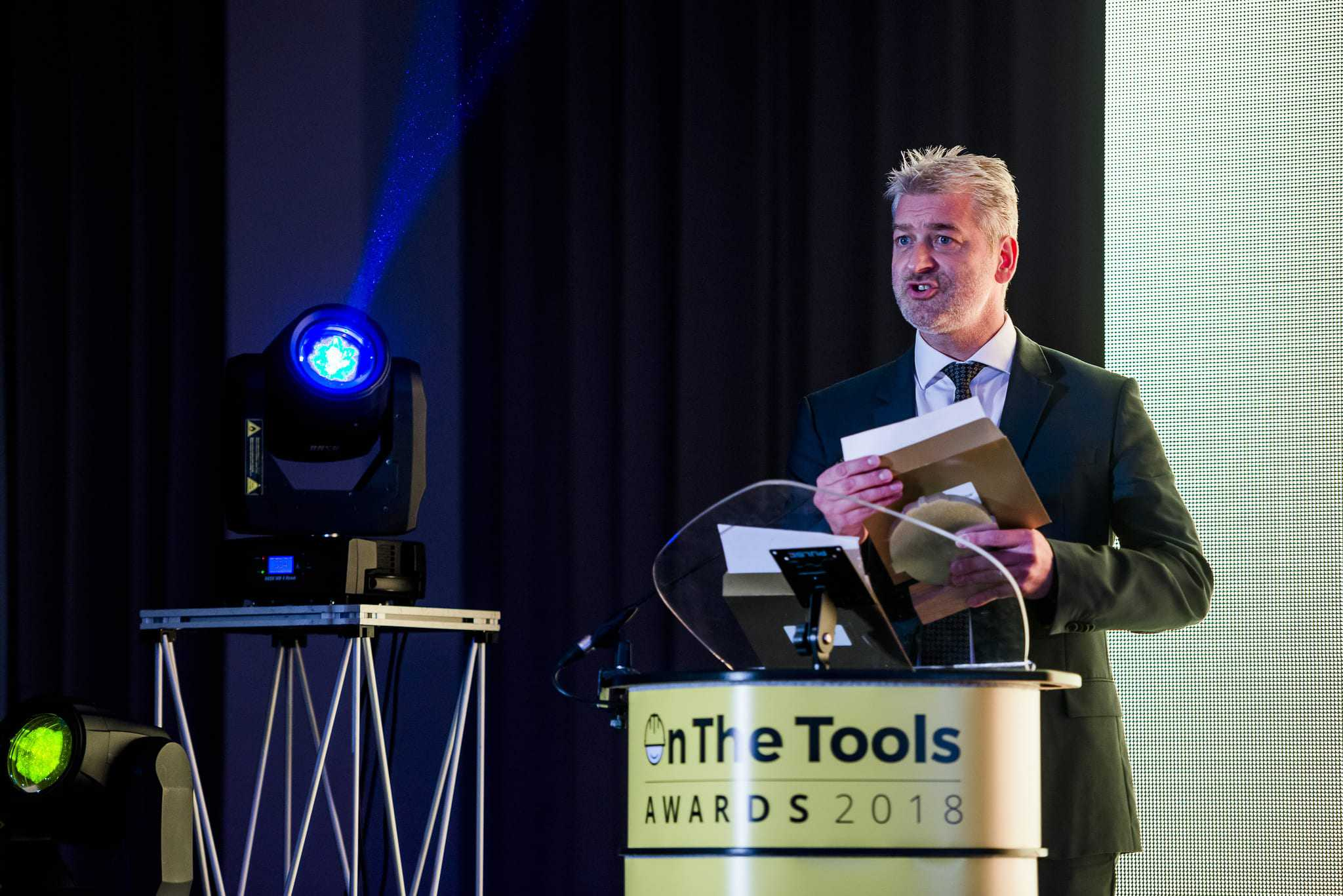 WD-40 Sponsor On The Tools Carpenter of The Year Award!