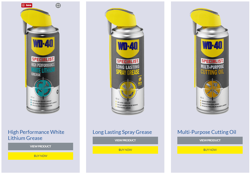 WD-40 launches helpful 'Where To Buy' service