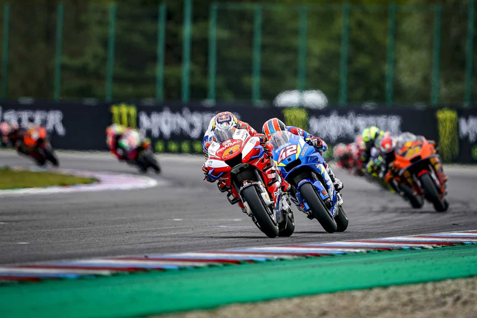 Jack Miller hoping for another big win for Ducati in MotoGP Austria Grand Prix following success at Brno
