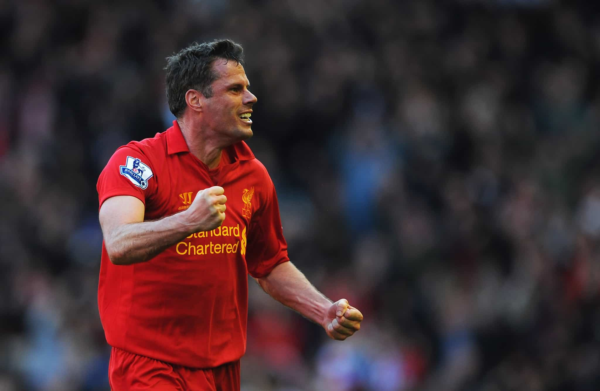 Jamie Carragher: Liverpool's ultimate one club man